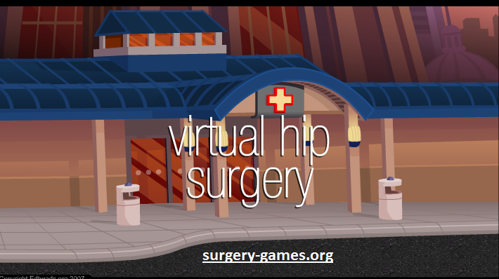 Virtual Hip Replacement