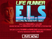 Life Runner ELS/First aid